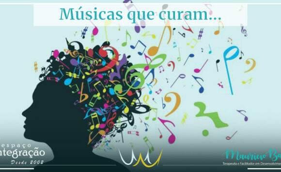 Músicas que curam